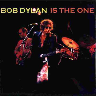 Bob Dylan in Birmingham 1981 - Bootlegcover