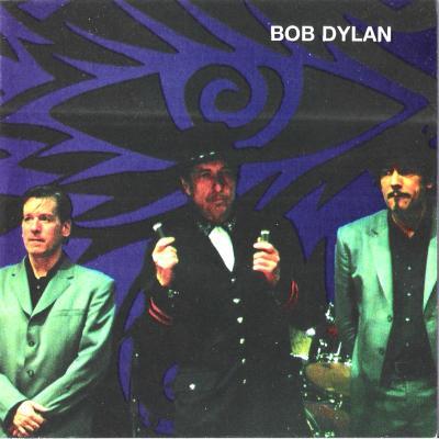 ob Dylan in Birmingham 2005 - Bootlegcover