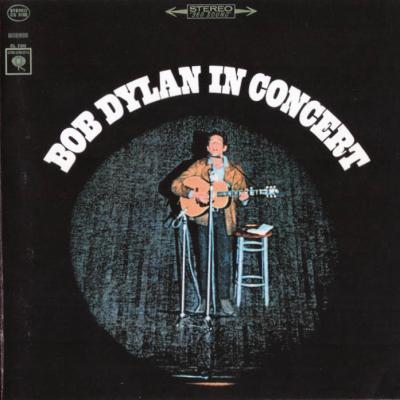 Bob Dylan in Concert (Bootlegcover)