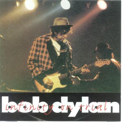 Bob Dylan in Paris 01. 02. 1990 - Bootlegcover
