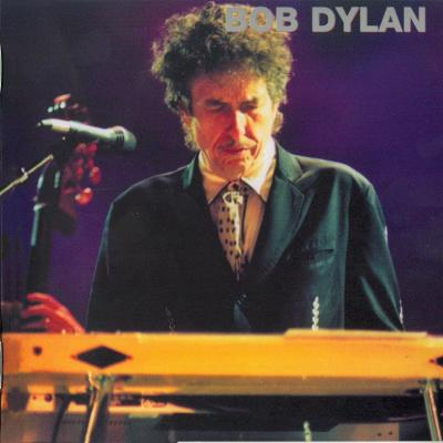 Bob Dylan in Kansas City 2002 - Bootlegcover