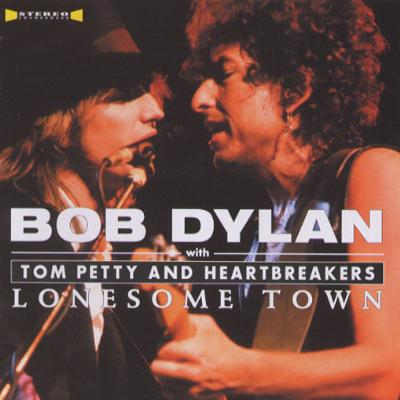 Bob Dylan in Sydney 1986 - Bootlegcover