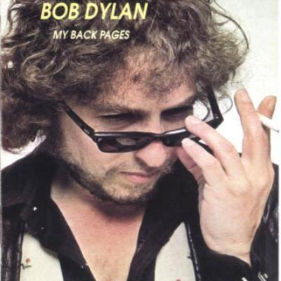 Bob Dylan in Paris 04. 07. 1978 - Bootlegcover