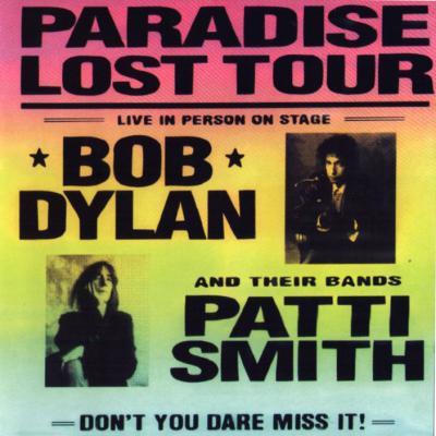 Bob Dylan in Philadelphia 17. 12. 1997 - Bootlegcover