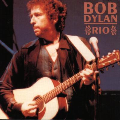 Bob Dylan in Rio - Bootlegcover